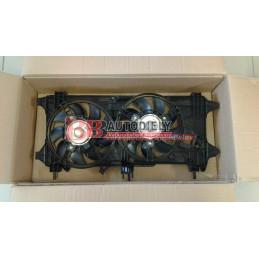 FIAT DOBLO 11/05- Ventilátor chladiča /1,3MJet-1,9MJet/ - s AC