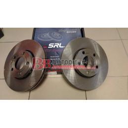 Predné kotúče SADA /SRL/ -288mm, ventilované