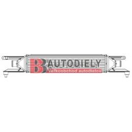 FIAT PUNTO EVO 7/08-3/2012- Chladič vzduchu /Intercooler/1,3MultiJet