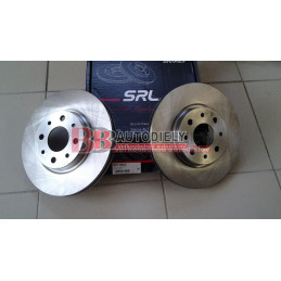 Predné kotúče L+P SADA /zn. SRL/ -257mm