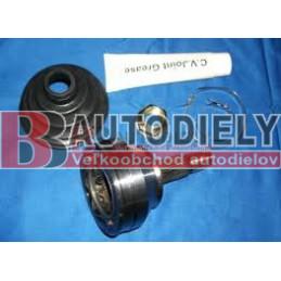 Alfa Romeo 147 10/00- Homokinetický kĺb, vonkajší, obojstranný /SAMKO/ -1,9JTD