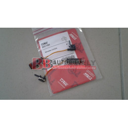 Signalizácia opotrebenia predných platničiek, SADA /TRW/