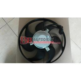 Ventilátor chladiča 295mm/200W