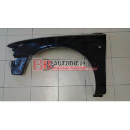 Audi A4 10/94-2/99- Predný blatník Lavý /od r.v 7/96-7/97/
