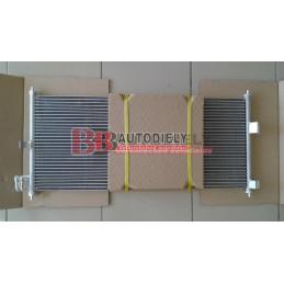 NISSAN ALMERA N16 5/00- Chladič klimatizácie /od r. výroby 6/2001/