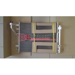 HYUNDAI i30 10/2007- Chladič klimatizácie 1,6CRDi-2,0CRDi /pre dieslové motory/