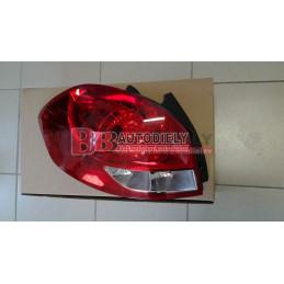 RENAULT CLIO III 6/09-2012- Zadné svetlo lavé /DEPO/ - model GRANDTOUR