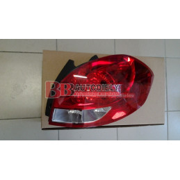 RENAULT CLIO III 6/09-2012- Zadné svetlo pravé /DEPO/ - model GRANDTOUR