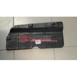 HYUNDAI i30 10/2007- Kryt pod motor, lavý -dolný /benzín/