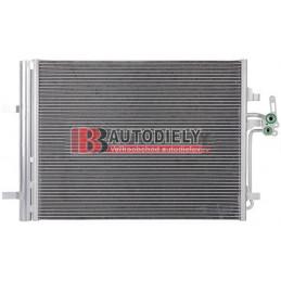 VOLVO S80 3/2006- Chladič klimatizácie /benzínové motory/