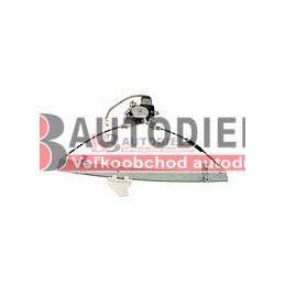 DAEWOO NUBIRA 8/99-6/03- Mechanizmus okna, Predný Lavý
