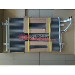HYUNDAI i30 10/2007- Chladič klimatizácie 1,4i-1,6i-2,0i /pre benzínové motory/
