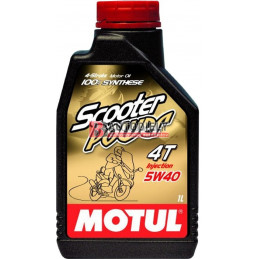 MOTUL SCOOTER POWER 5W-40 4T 1L