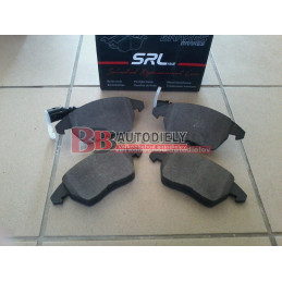 Predné platničky /výrobca SRL/