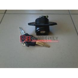 DAEWOO LANOS 2/97- Zámok zadného kufra + 2klúče /HB/