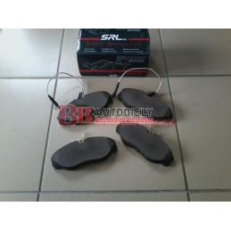 Predné platničky /výrobca SRL/- /1,0t-1,4T/