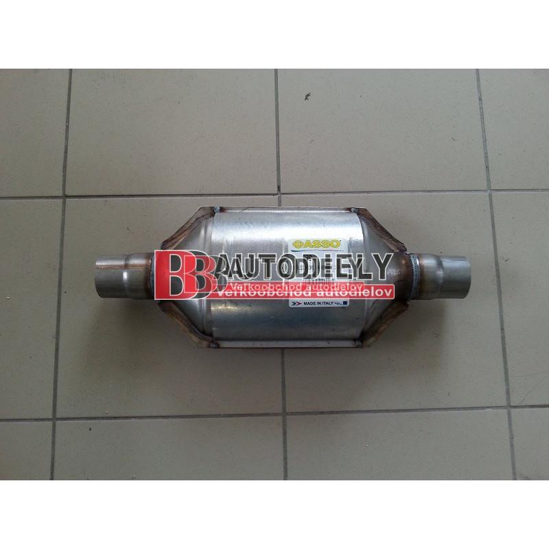 Univerzálny katalyzátor do obsahu 2000-3000cm /Diesel/