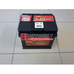 Autobatéria BANNER 12V...