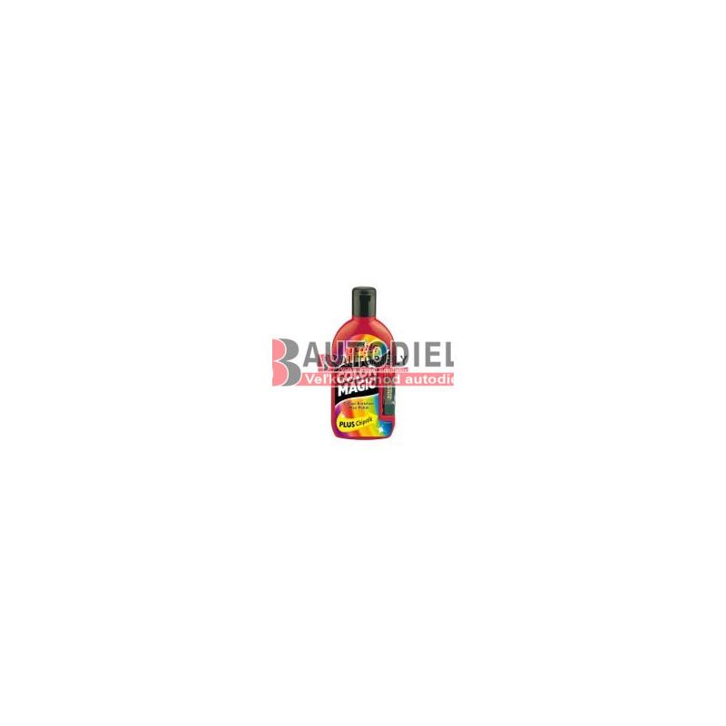Leštenka Červená + pero na hlboké ryhy /Turtle Wax/ -500ml