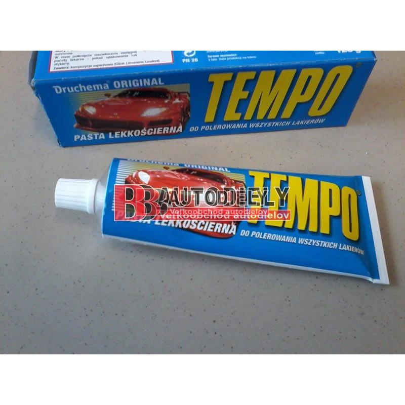 TEMPO - 120g pasta /pre čistenie laku/