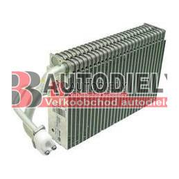 Výparník klimatizácie /pre všetky typy/