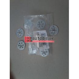 Montážne plechové podložky  /10ks/