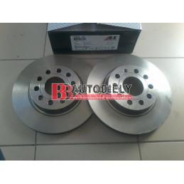Predné kotúče L+P SADA /výrobca A.B.S./ -280mm ventilované