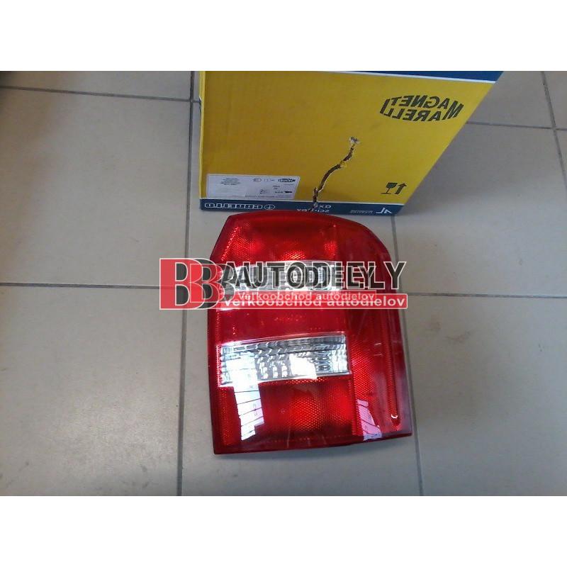Audi A2 9/00- Zadné svetlo Pravé
