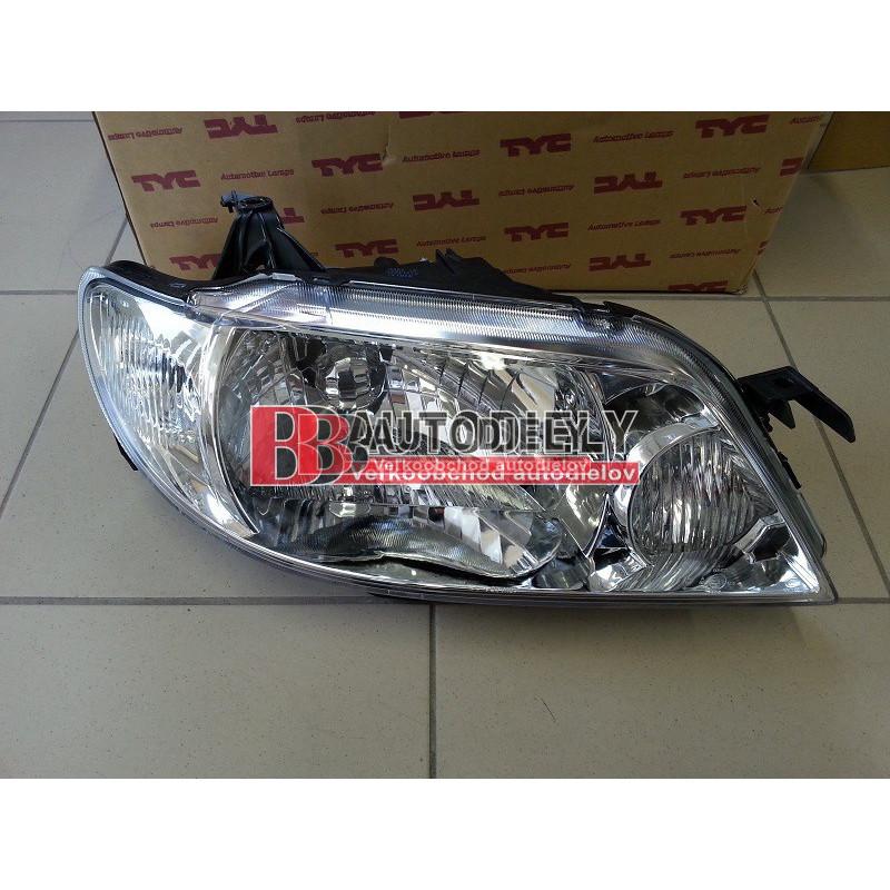 MAZDA 323 SDN/HB 3/01- Predné svetlo Pravé