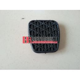 Povrchová guma spojkového pedálu