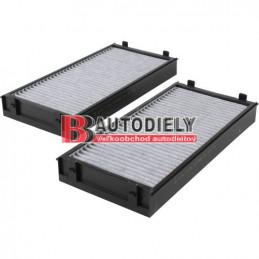 Kabínový /peľový/ filter pre XDrive 25d- XDrive30d-Xdrive40D- Xdrive35i-50i /CORTECO/