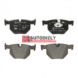 BMW X5 F15 10/2013- Zadné platničky SADA /ATE/