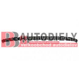 RENAULT TWINGO 2012- Spojler predného nárazníka