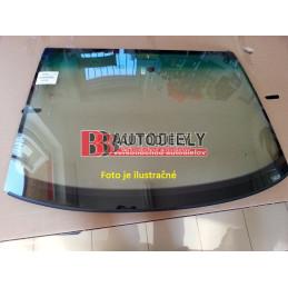 Predné sklo /zelené/ + senzor