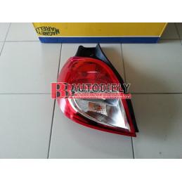 RENAULT CLIO III 6/09-2012- Zadné svetlo lavé /Magnti Marelli/