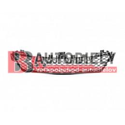 MERCEDES BENZ C W204 3/2011- Mriežka predného nárazníka, stredová