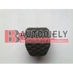 Povrchová guma brzdového pedálu