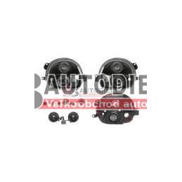 RENAULT TWINGO 9/92-9/98- SADA Predné svetlá L+P /TUNING/