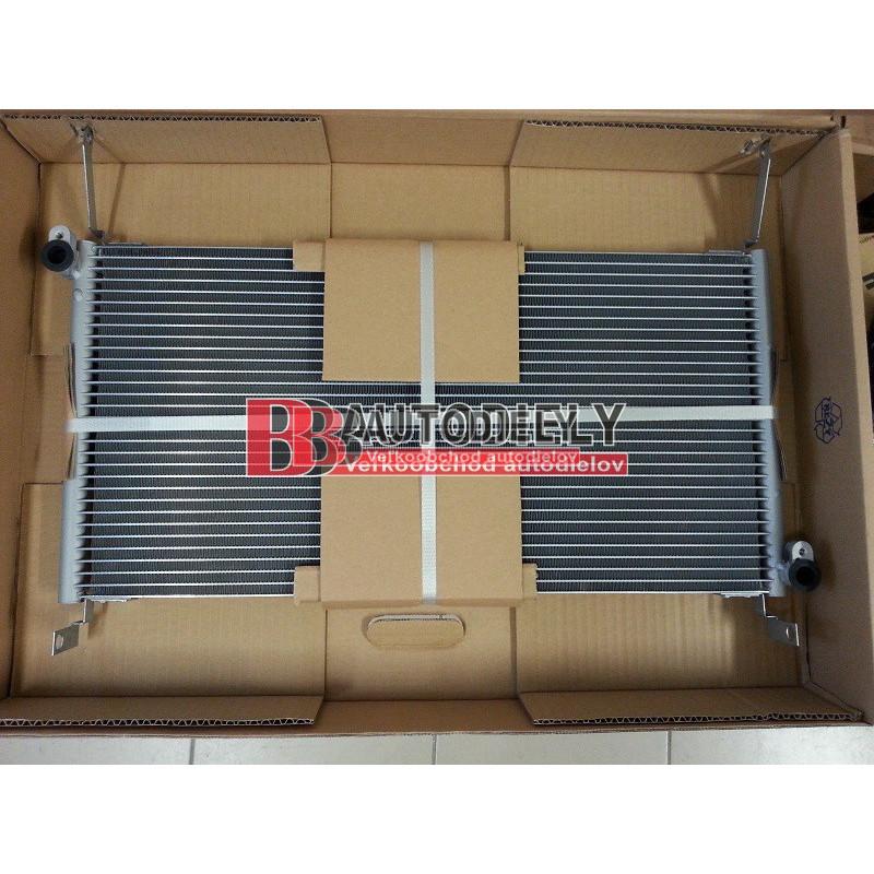 FIAT BRAVA/BRAVO 8/95- Chladič klimatizácie pre motor JTD