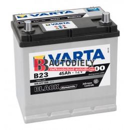 VARTA 45Ah L, s.p.300A ,BLACK dynamic,12V,219x135x225