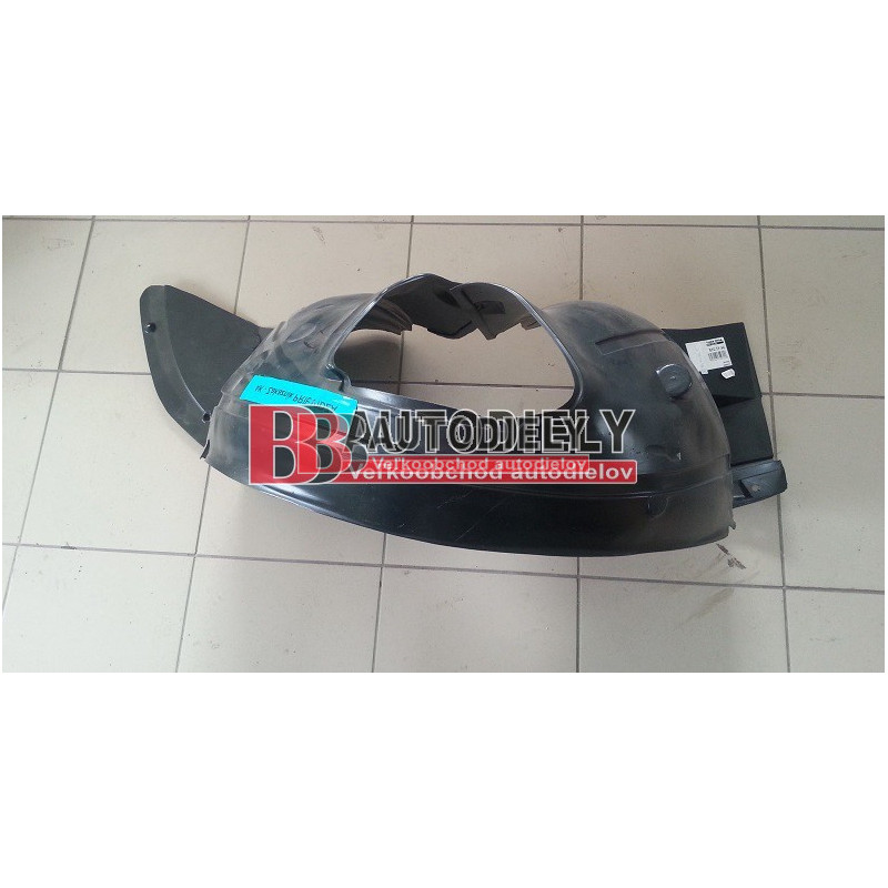 PEUGEOT 206 10/98- Predný podblatník Lavý- /jednodielny/ -pre HDi- 2,0RC