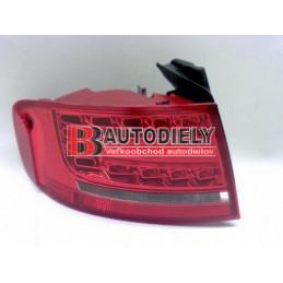 AUDI A4 11/07- Zadné svetlo Lavé /SDN - vonkajšie/ - LED diódové