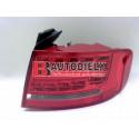 AUDI A4 11/07- Zadné svetlo Pravé /SDN - vonkajšie/ - LED diódové