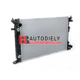 AUDI A5 6/07-2011- Vodný chladič /2,7TDi-3,0TDi-3,2 V6-/-automatická prevodovka