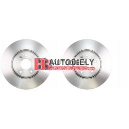 AUDI A5 6/07- Predné kotúče, Sada /výrobca FEBI/ - 320mm