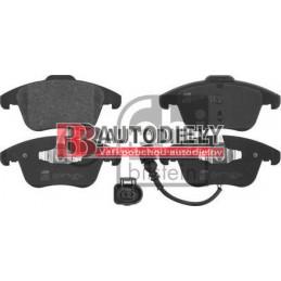 AUDI A5 6/07- Predné platničky, Sada /Výrobca FEBI/ -brzd systém ATE