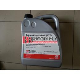 Prevodový olej do MRECEDES BENZ -automatickej prevodovky FEBI 5L