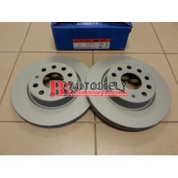 Predné kotúče L+P SADA /výrobca ATE./ -280mm ventilované