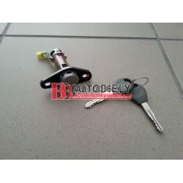 NISSAN ALMERA N16 9/02- Zámok kufra + 2x klúč