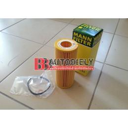 Olejový filter MANN - 3,0d-3,0sd